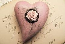 ~Happy ♥ Hearts~ / by Patsy Hughes