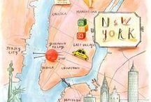 ~New York~ / by Patsy Hughes