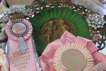 Rosettes & prize ribbons