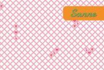 ** Kleurindruk (Geboorte kaartjes) / Geboortekaartjes | Birth announcement card