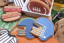 Super Bowl / Super Bowl dessert and gift ideas / by Eleni's Cookies