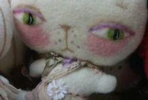 Stuffed creatures