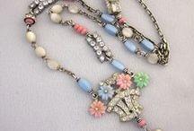 Simple  necklaces...