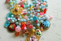 Charm Necklaces....