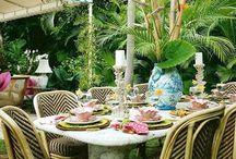 ~ decks ~ porches ~ patios ~ outdoor spaces ~ / by Ines Viray