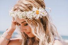 Flowers in her Hair / by Kim Cisneros