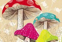 Mushrooms.....