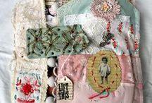 Fabric books..