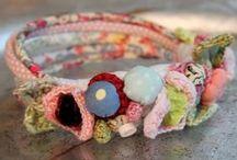 Fabric jewelry...