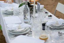 Diner en Blanc ideas / Things I need for dinner