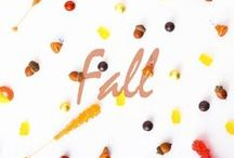 Festive Fall / by Eleni's Cookies