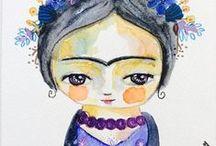 Frida images......