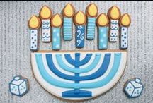 Happy Hanukkah / by Eleni's Cookies