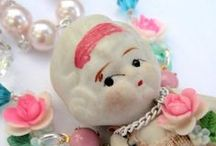Charlotte doll necklaces....