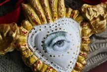 Sandra Evertsons relics..