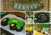 Kid Birthday Parties/Baby Showers / by Courtney Knippel
