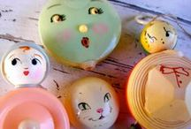 Vintage Baby Toys...