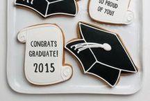 Graduation Bash / Graduation party ideas - whether kindergarten or grad school!