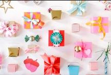 Breathtaking Birthdays / Delight your guests or giftees with colorful treats and ingenious birthday party ideas!
