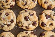 The Legendary Chocolate Chip Cookie / #ChocolateChipCookieDay