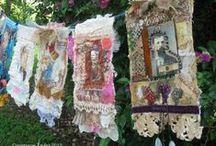 Prayer flags...