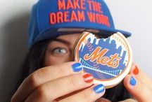 Take Me Out to the Ball Game! / Baseball cookies, party themes, and decor ideas / by Eleni's Cookies