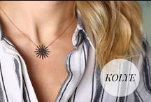 Kolyeler / Khailo Silver'in Modern Kolyeleri