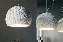 Ceiling Lights / All the ceiling lights we like and we create at Atelier KIKU> pendant light, chandeliers, lampshades, flush-mount ceiling light