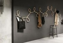 Hallstands & Hangers / Organize you room with artistic and practical hangers and hallstands.