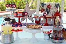 Labor Day Ideas / Great ideas for Labor Day weekend.  Food, Fashion, BBQ ideas, decor and so much more!