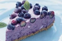 Blueberry / Baking and cooking with blueberries / by Deborah Hunter