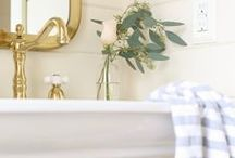 Bathrooms / A collection of inspirational ideas for bathroom design and decor.