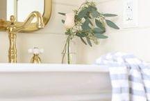 Bathrooms / by Life On Virginia Street