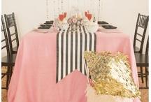 wedding decor / by Hillary Schuster