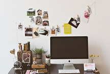 office + studio / by Hillary Schuster