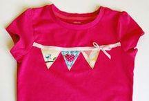 DIY Children's Clothing / Sewing children's clothing / by Deborah Hunter