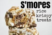 Gimme S'mores / recipes for s'mores / by Deborah Hunter