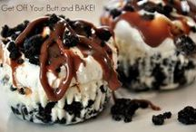 Cookies and Cream / recipes made with oreos / by Deborah Hunter