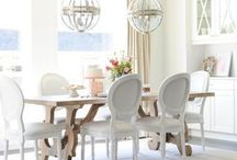 Dining Rooms / Beautiful and inspirational dining rooms.
