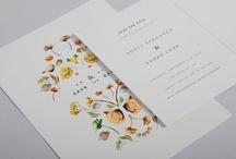 wedding invitations / by Hillary Schuster
