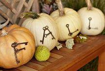 Fall/Halloween / by Rebecca Mabon