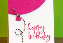 Awesome cards that I wish I wasn't to lazy to make ;) / by Lisa Karvonen