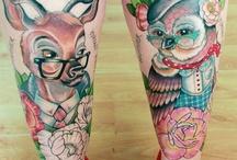Tattoos / by Emily Hancox