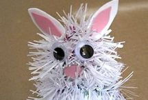 Easter / Easter decorating and crafts / by Deborah Hunter