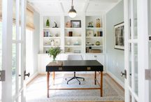 Office Space / The most beautiful ome office inspiration and decor ideas!