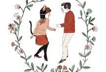 Illustration / by Laura Ruiz
