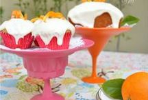 Cake Stands / by Deborah Hunter