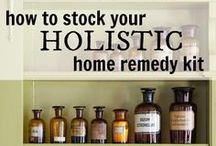 Holistic / holistic and natural health / by Pherenike