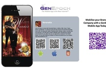 "GenEpoch ""The Mobile App is the New Internet""  / by Verenetta Johnson-Warner"