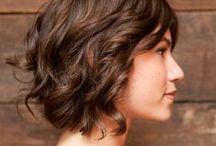 (A) hair / LONG**short curly girls styles / by Kristen Leigh